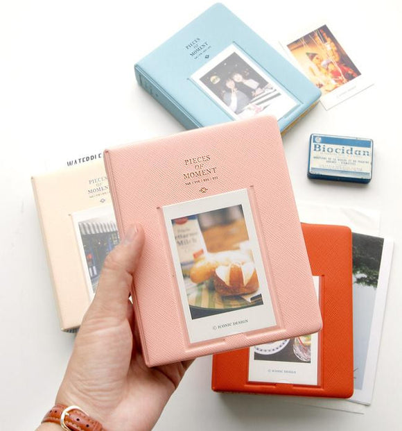 Photo Album for Fuji Instax Mini (64 photo pockets)