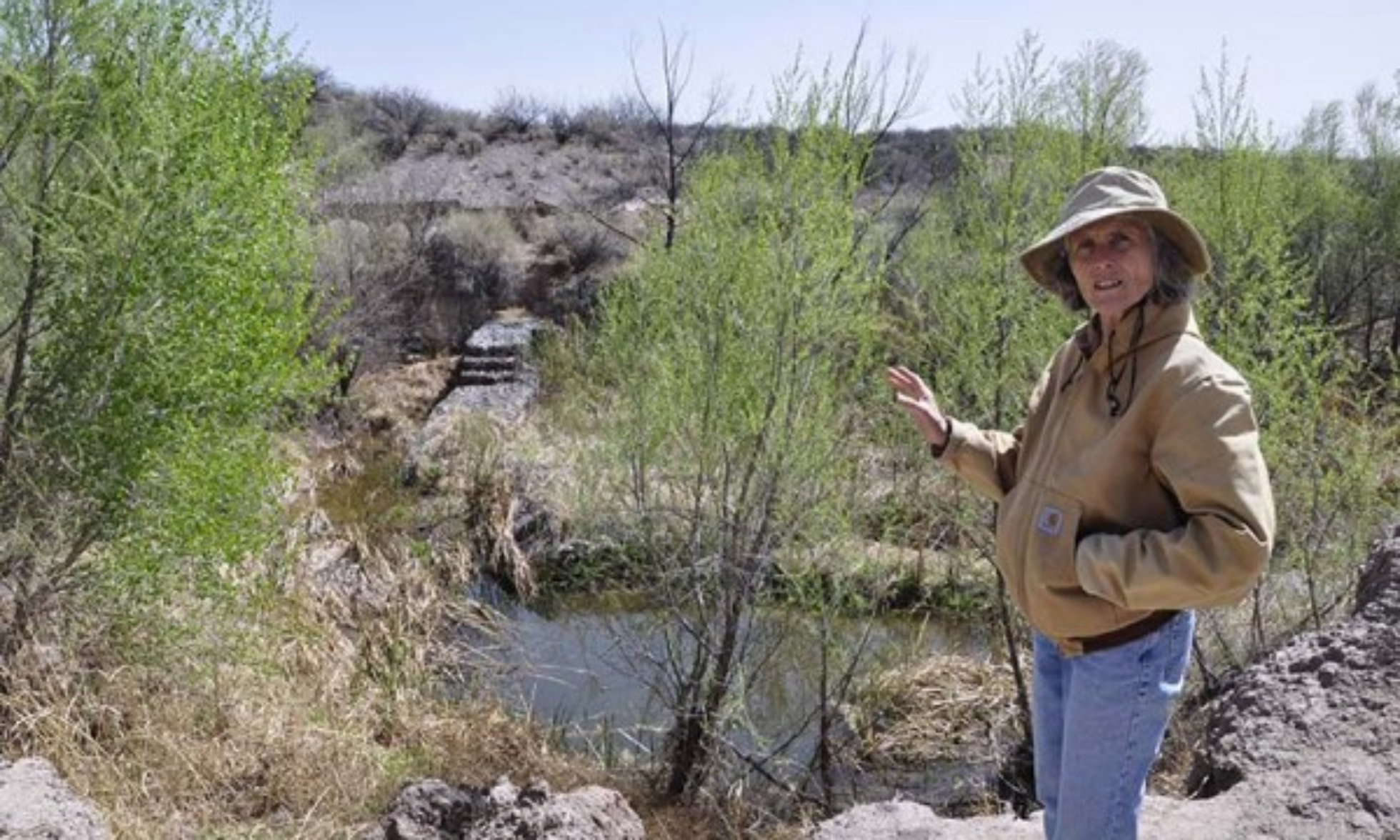 "THE NATURE CONSERVANCY BLOG – ""THE RIVER GERONIMO KNEW"" BY TANNA KAPEL"