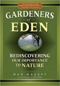 Gardeners of Eden book