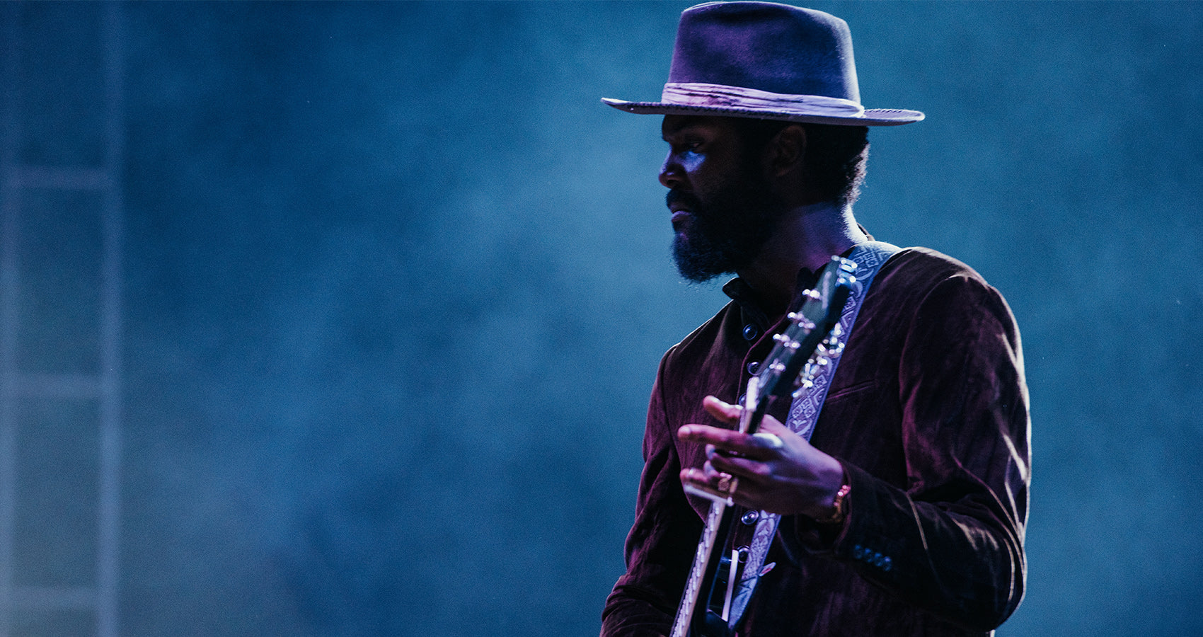 gary clark jr concert performance