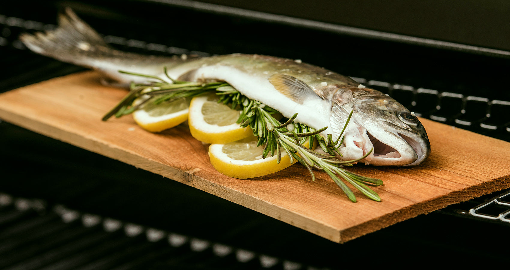 grilled trout usda temp recommendations