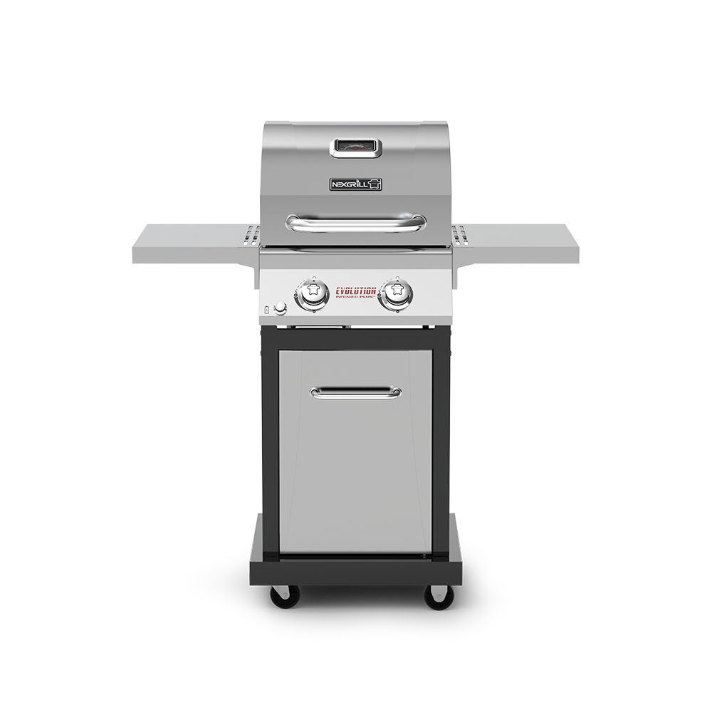 Evolution Infrared Plus 2-Burner Propane Gas Grill