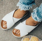 Comfy Criss Cross Sandals