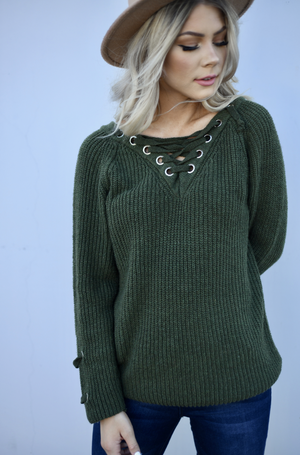 The Bryn Sweater
