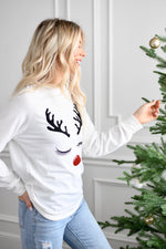 Cutest Reindeer Top