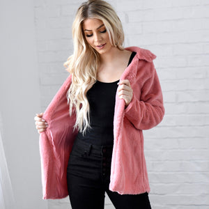 Betsy Boo Faux Fur Jacket