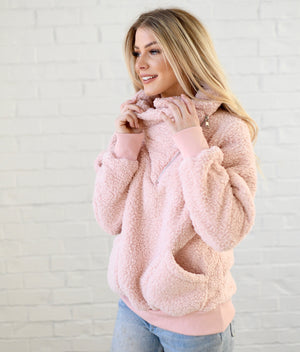 Teddy Bear Pull Over