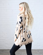 Distressed Leo Sweater