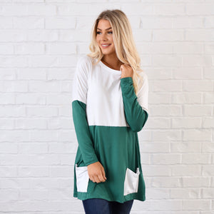 Pocket Block Top