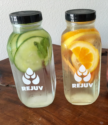 Fruit Infused 9.5 pH Water