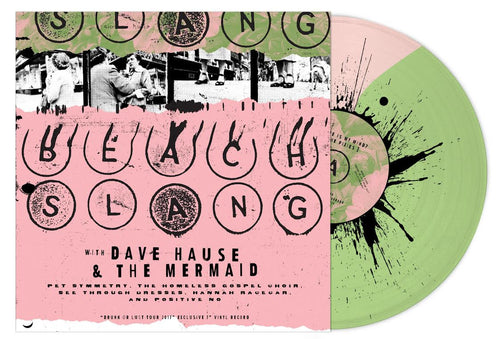 10/20/2017 - Asbury Park, NJ - House of Independents - Beach Slang Pre Sale & Vinyl Bundle