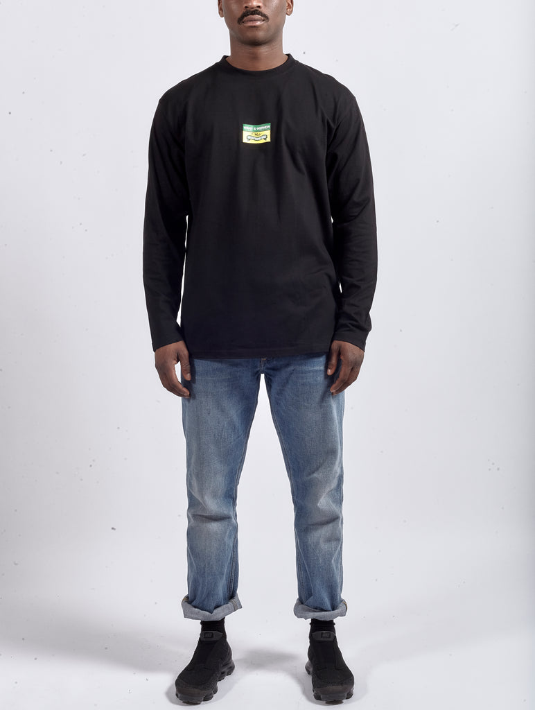 Wray & Nephew Classic Long Sleeve - Black