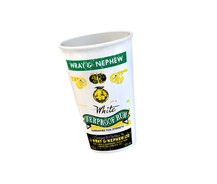 Wray & Nephew cups - Pack of 30