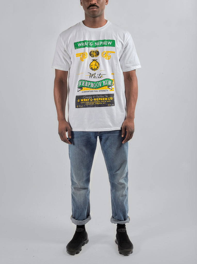 Wray & Nephew Distressed Tee