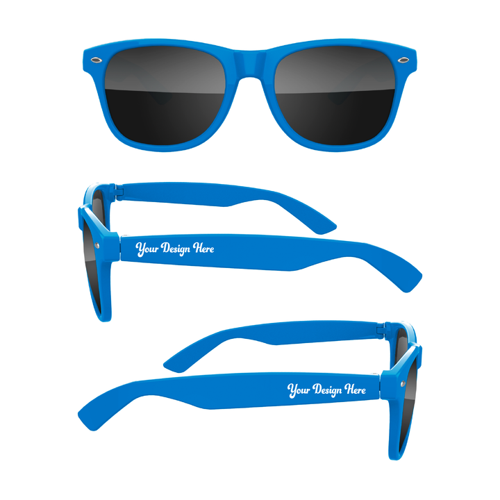 Your Logo, Your Artwork - Custom Sunglasses in Bulk