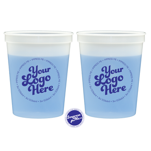 Custom Color Changing 16 oz Mood Cups - Impress Me