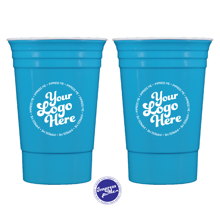 Reusable Solo Style Party Cups - Impress Me