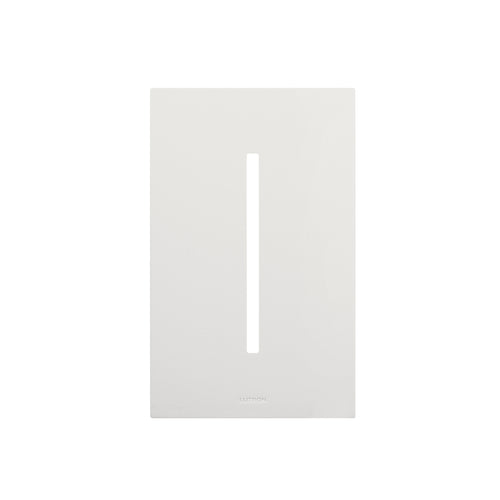 Lutron GRAFIK T White Faceplate