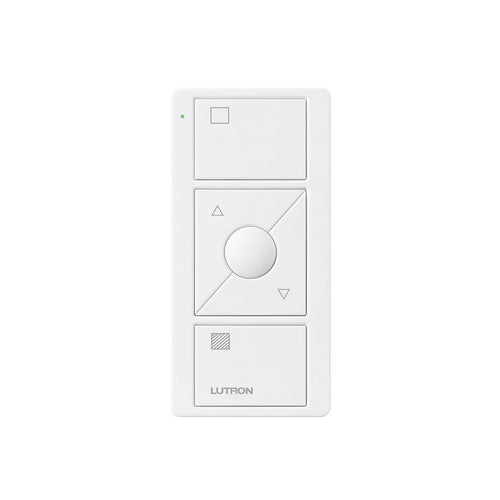 Lutron PJ2-3BR-LG-WH-A01 Pico Remote for Sonos, White