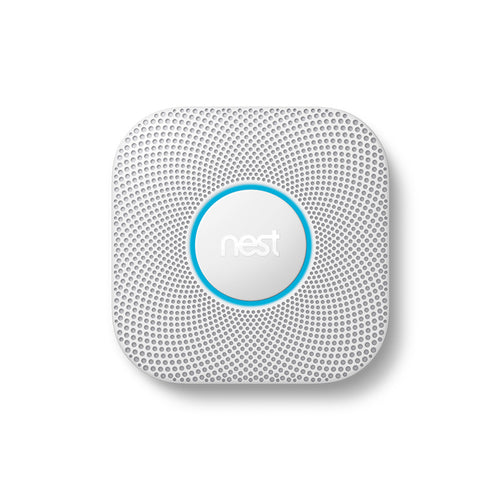 Nest S3004PWBUS Nest Protect Carbon Monoxide and Smoke Detector with Long-Life Battery