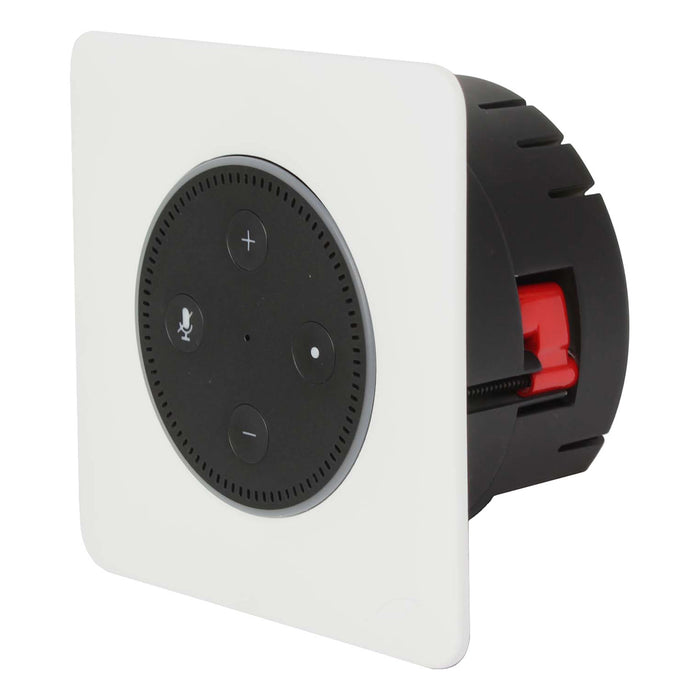 Vanguard VAIL AMP Flush Mount In-Wall Stereo Amplifier for Amazon Echo Dot  (2nd Generation)