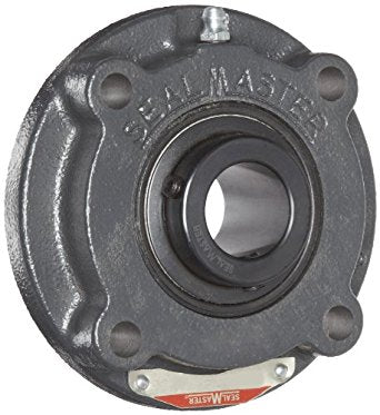 "2-15/16"" Diameter Sealmaster Flange Ball Bearing"