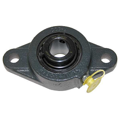 SFT-25 Standard Duty Two-Bolt Flange Bearing
