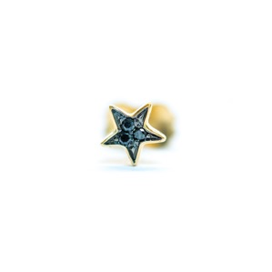 Hailey Star Earstud Diamond