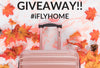 #iFLYHOME Giveaway Terms & Conditions
