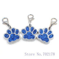 Fun Doggie Paw Charm Clip on To Lockets