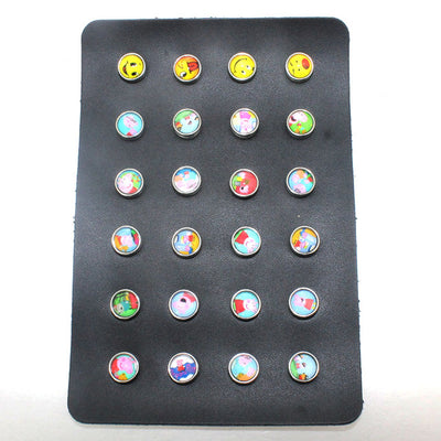 Button Display Board