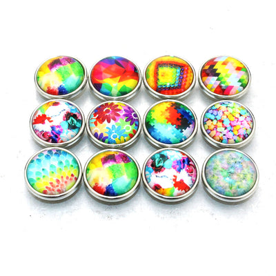 DESIGN Tapestry Buttons 10pcs/lot