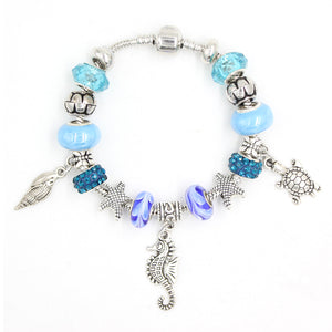 Sealife Bracelet 3 Charms