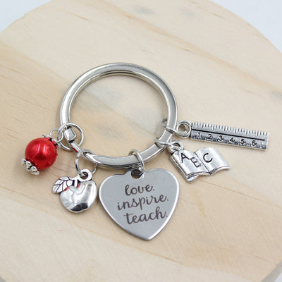 key Chain for Teachers Gift 1PC