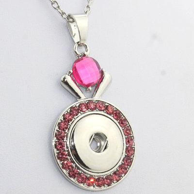 Necklaces & Pendant Snap Fits 18mm Button