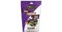 Dark Chocolate Açaí Almonds (5oz)