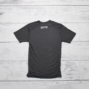 Active S/S Tee (Black Heather)