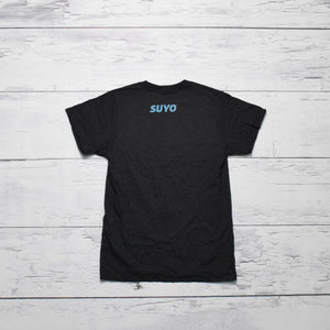 Street Tee - Avatar (Black Heather)