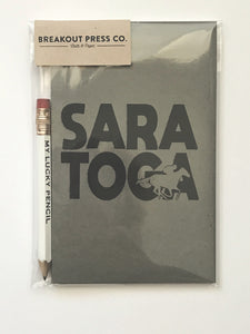 Saratoga Mini Booklet with Lucky Pencil