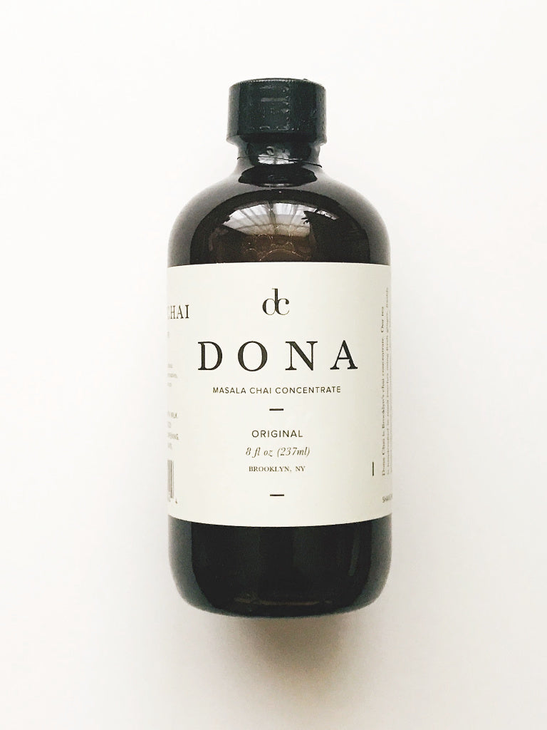 Dona Masala Chai Concentrate 8oz.