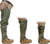 Tundra Hippies Adjustable Hip Waders