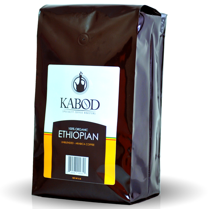 ethiopian organic coffee single source
