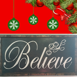 Christmas Believe