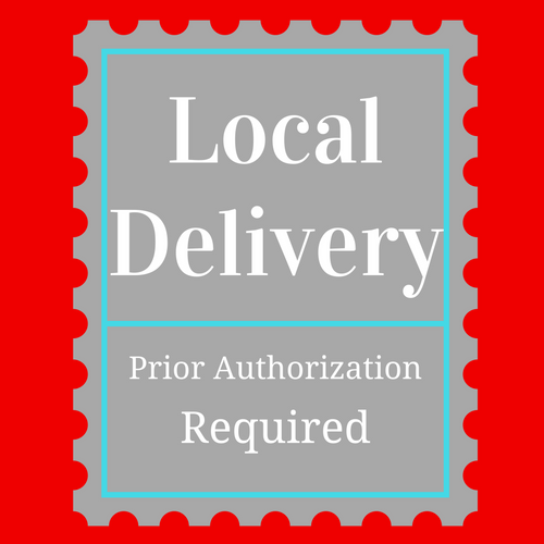 *Local Delivery