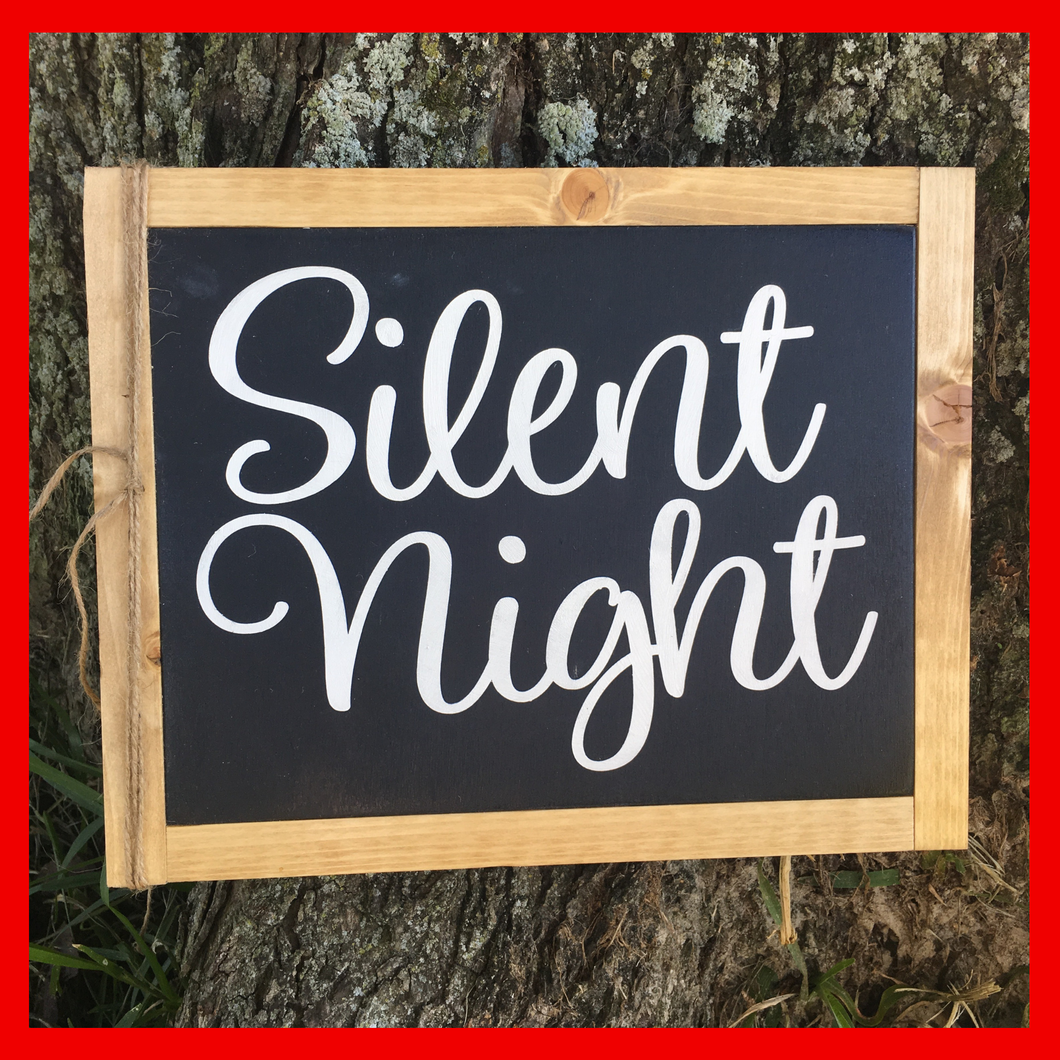 CHRISTMAS Silent Night
