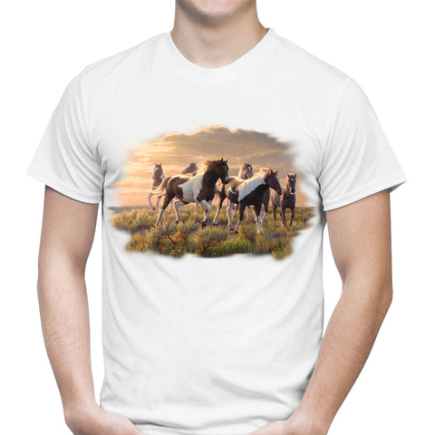 Horse Paints T-Shirt