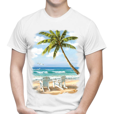 Hidden Beach T-Shirt