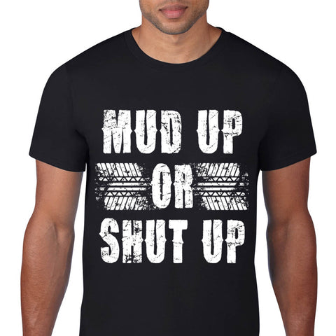Mud Up Statement T-Shirt