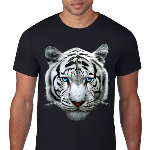 Majestic White Tiger T-Shirt