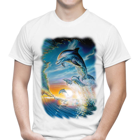 Leaping Dolphins T-Shirt